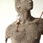 22-mattia-trotta-artist-sculptures-metal-alluminium-steel-bronze-copper-wire-sebastiano-martire
