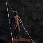 24-mattia-trotta-artist-sculptures-metal-iron-wire-domatore-di-spazio-e-materia-holy-art