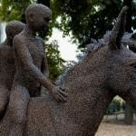 32-mattia-trotta-artist-sculptures-metal-alluminium-steel-bronze-copper-wire-fratelli-brothers-villa-fabbricotti-firenze